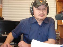 Габдрахим на Радио Курай