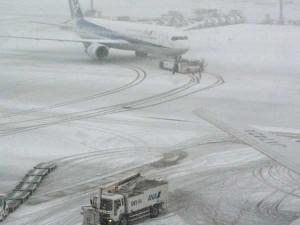 Япониядә рейслар очудан тукталып тора
