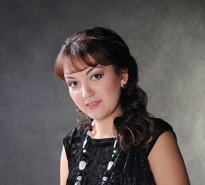 Эльмира Галимова