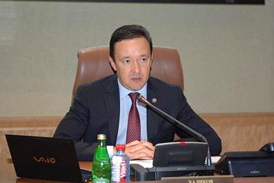 премьер-министр Ильдар Халиков