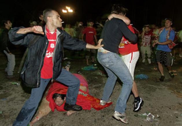 драка в костромке на футболе современное функциональное нижнее