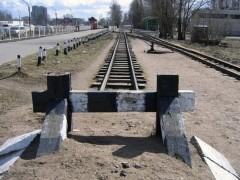 железная дорога протест польша