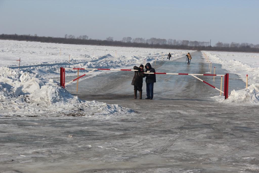 новости татарстана ледовая переправа
