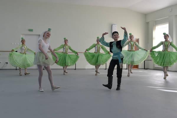 новости казани училище хореография