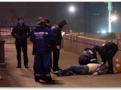 застрелен убит борис немцов