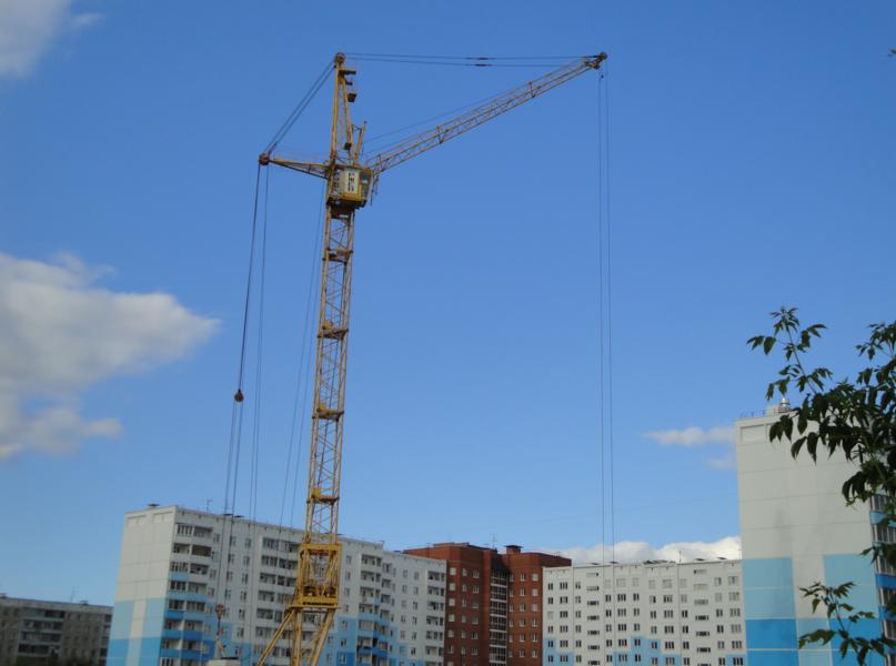 В Казани на стройке по ул. Дубравная при обрушении лесов погиб рабочий