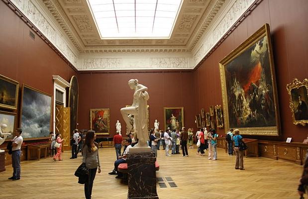 В Казани откроется выставочный центр Русского музея