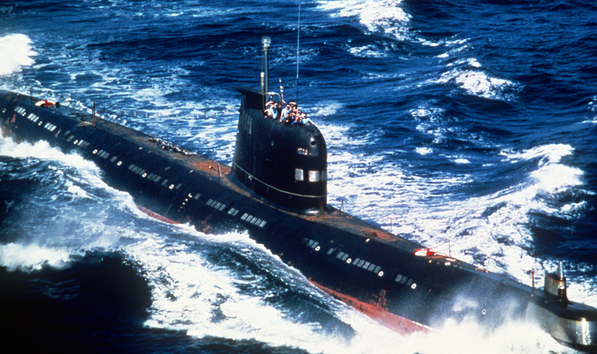СМИ: Северная Корея потеряла свою подводную лодку
