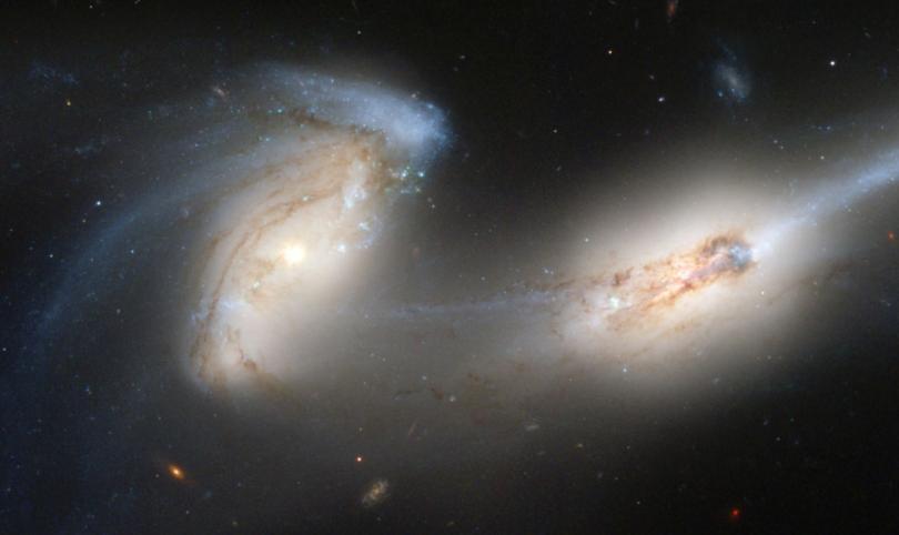 Устройство Вселенной показали с«точки зрения Бога»