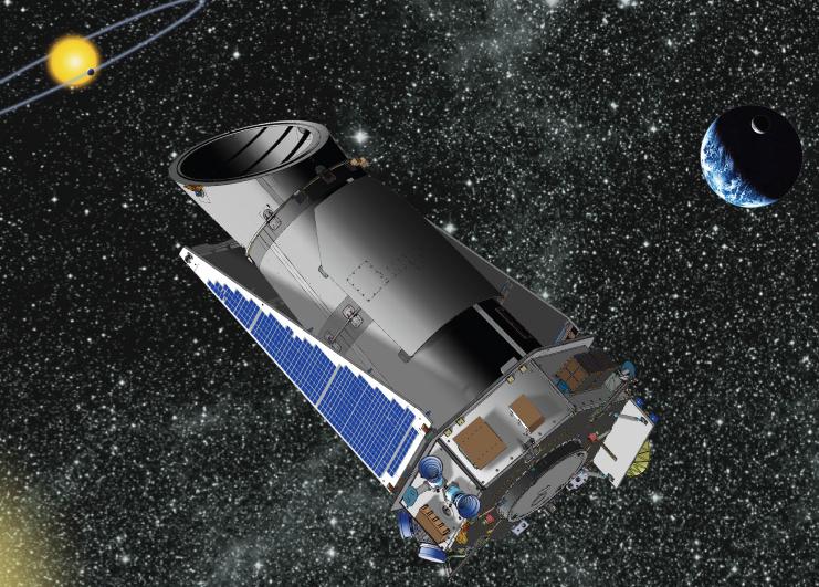 NASA удалось вывести телескоп Kepler из аварийного режима