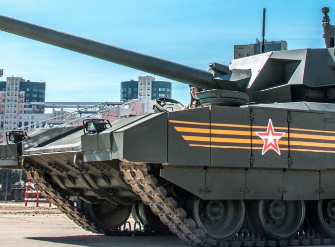 Танки «Армата» поступят на вооружение армии РФ по сниженной цене