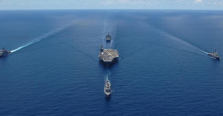 Южнокорейские ВМС примут участие вмногонациональных учениях RIMPAC